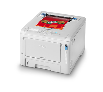 OKI C650 A4 Colour LED Printer