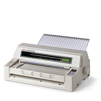 18 Pin Dot Matrix Printers