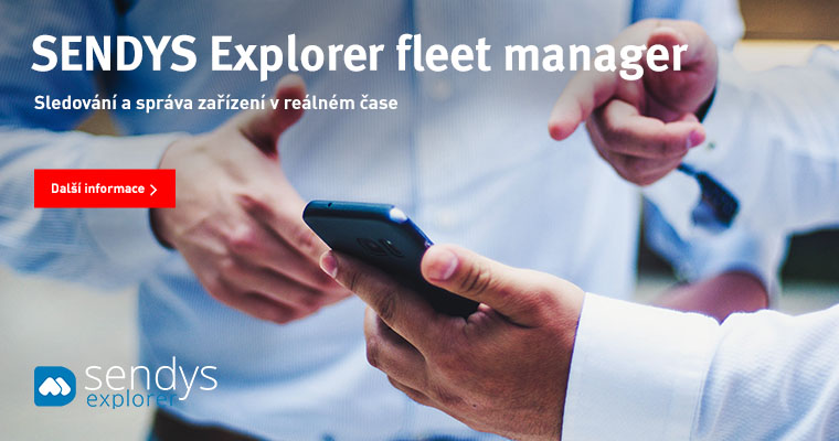 SENDYS Explorer Fleet Manager