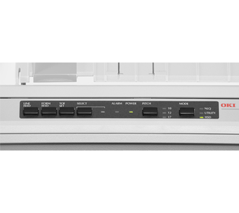 MICROLINE 280eco CONTROL PANEL LOW RES