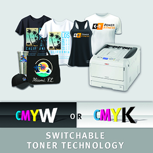 Switch toner technology
