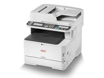 MC363dn, AirPrint-Drucker, iPad-Drucker, Drucken mit AirPrint