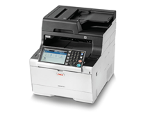 MC573dn, AirPrint-Drucker, iPad-Drucker, Drucken mit AirPrint