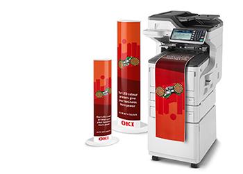 Drucker Drucklösungen Und Managed Print Services