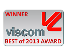 "Galardón ""Best of Viscom"" 2013"