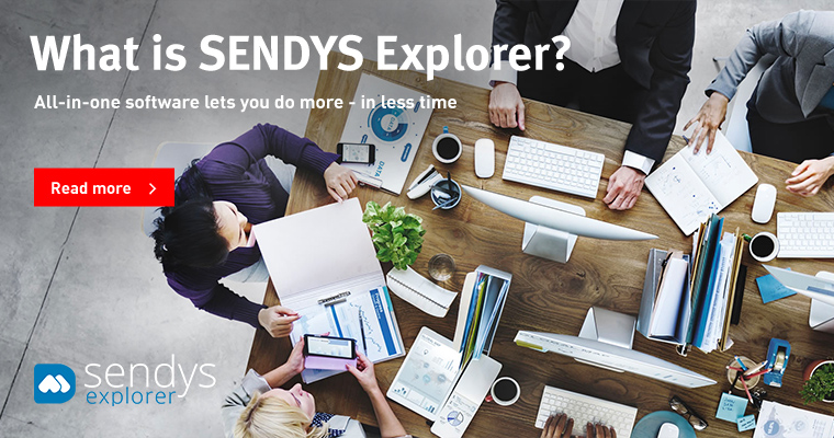 What is SENDYS Explorer