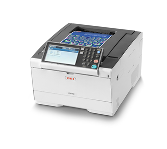 C542dn, colour printers with low running costs, a4 colour printers, colour printer