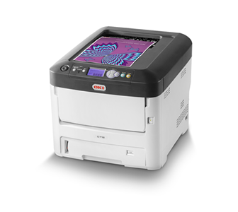C712dn, colour printers with low running costs, a4 colour printers, colour printer