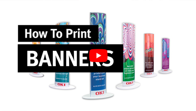Banners, Print, Print banners