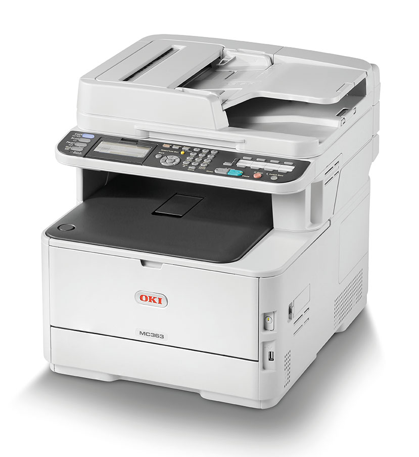 MC363dn | Colour Multifunction Printers | Drivers & Utilities | OKI