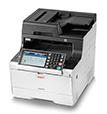 MC500 Series, multifunction, laserjet all in one printer