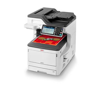MC853dn, colour printers with low running costs, a4 colour printers, colour printer