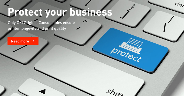 Protect your business, Original consumables