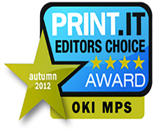 Prix « Editor's choice » de Print IT