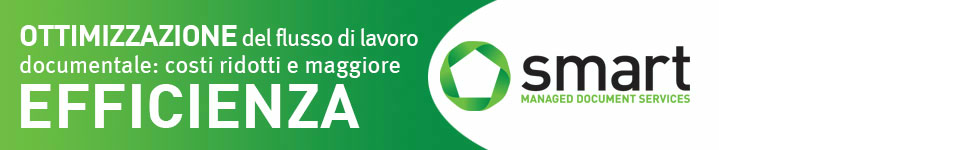 Smart Managed Document, soluzioni di stampa gestita