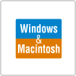 Windows&Macintosh