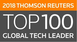 OKI Reuters Top 100