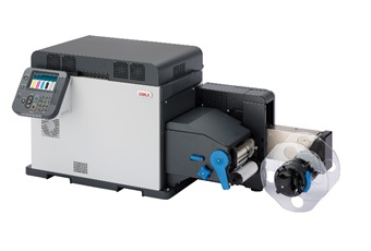 OKI Pro Series Label Printer