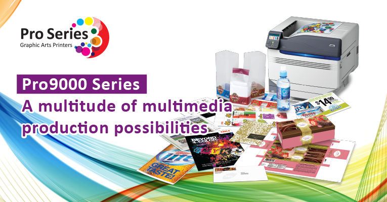 Pro9000 Series Graphic Arts Printers