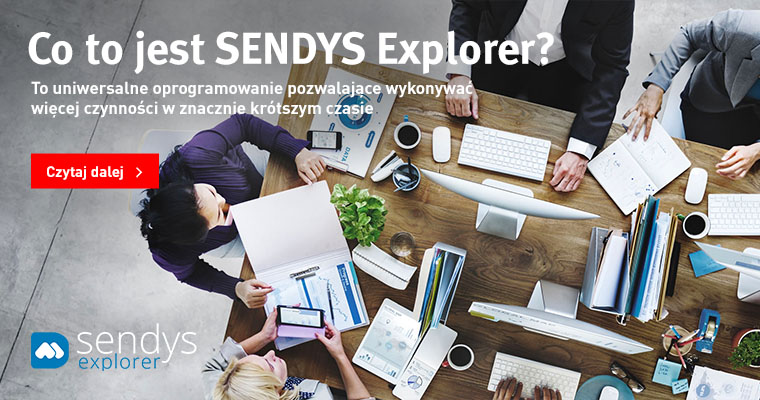 Co to jest SENDYS Explorer