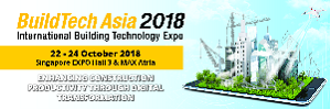 BuildTech Asia 2018 banner