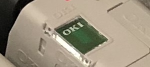 Ease of use with OKI
