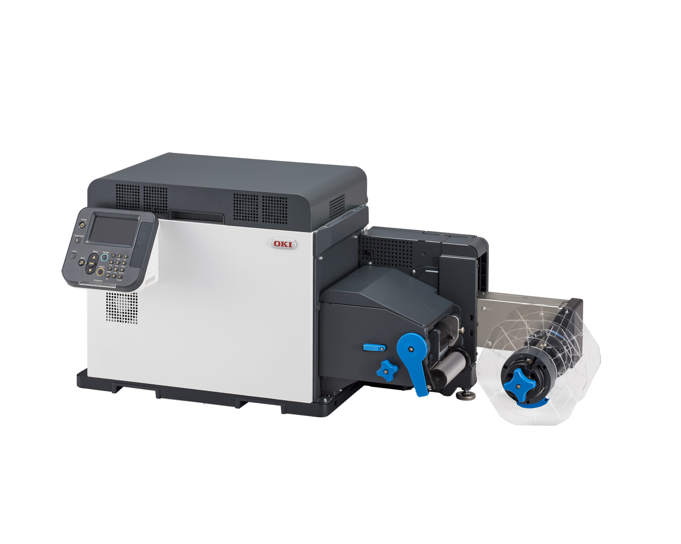 Label printer with barcode, Self adhesive label printer - Pro Series Label Printer