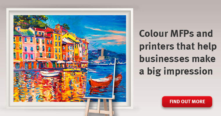 Colour MFP and Printer Portfolio