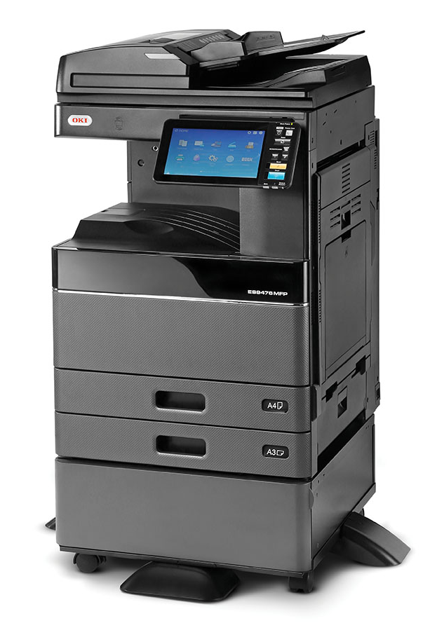 ES9466 MFP front with RADF LCF MAIN
