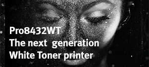 Pro8432 White Toner Printer