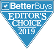 BetterBuys Editor's Choice 2019