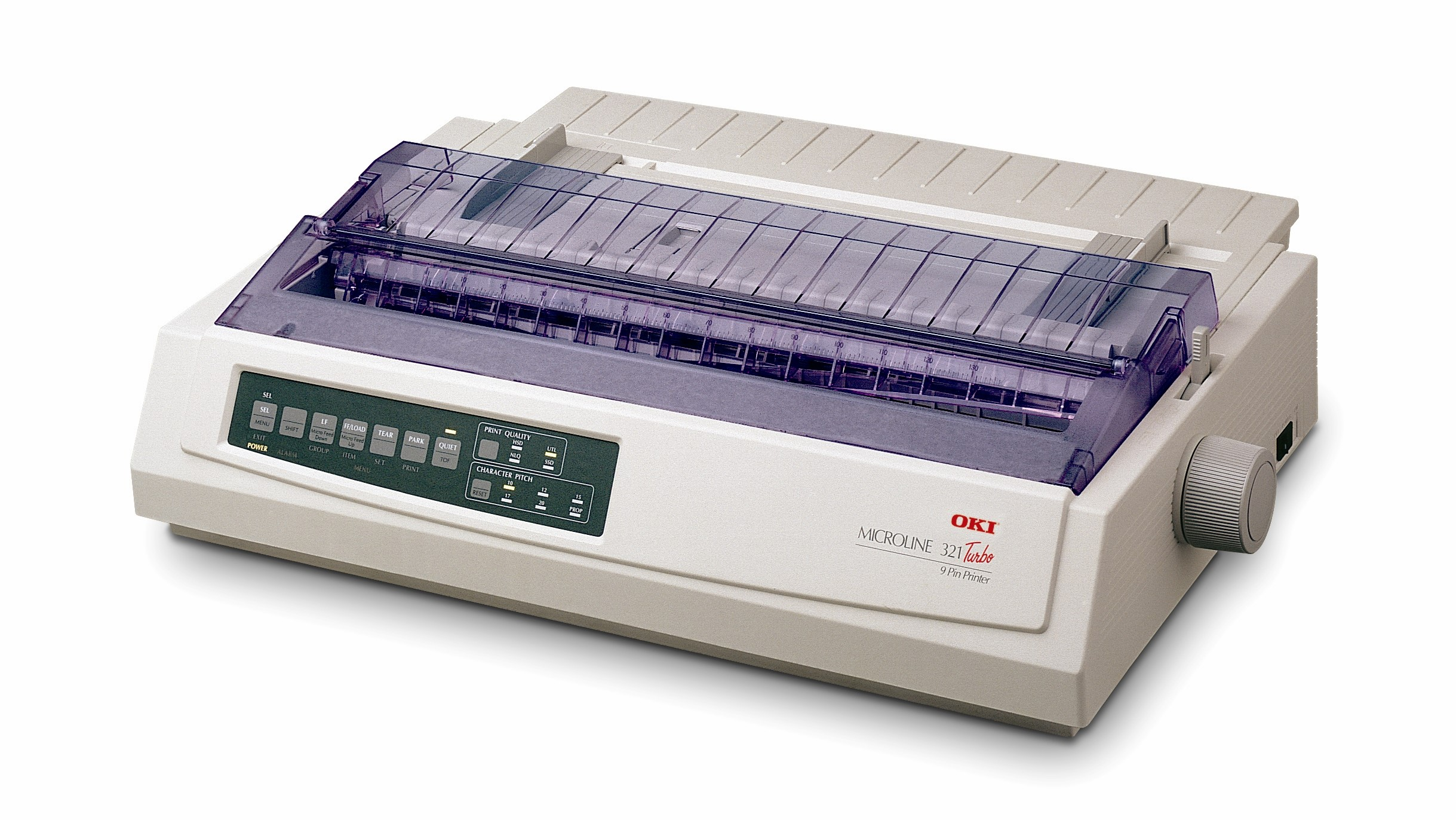 Specifications | MICROLINE 320 Turbo/ MICROLINE 321 Turbo | 9 Pin Dot  Matrix Printers | OKI Data Americas
