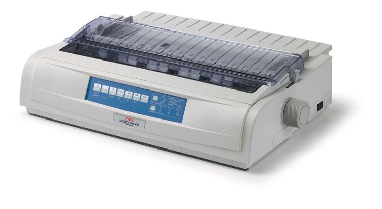 Oki Microline 490 User Manual
